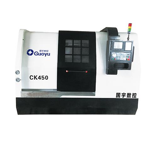 CK-450斜床身线轨