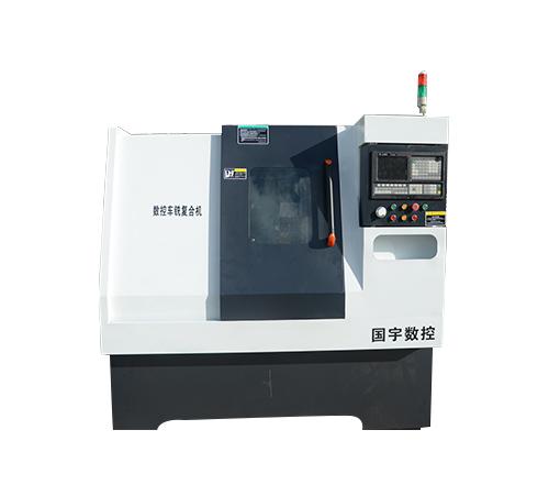 CNC-6130平床身线轨车铣复合